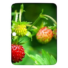 Strawberry  Samsung Galaxy Tab 3 (10 1 ) P5200 Hardshell Case  by Siebenhuehner