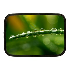 Waterdrops Netbook Case (medium) by Siebenhuehner