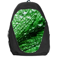 Waterdrops Backpack Bag by Siebenhuehner