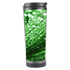 Waterdrops Travel Tumbler by Siebenhuehner