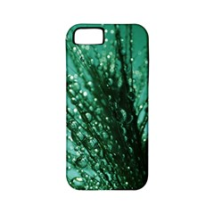 Waterdrops Apple Iphone 5 Classic Hardshell Case (pc+silicone) by Siebenhuehner