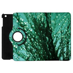 Waterdrops Apple Ipad Mini Flip 360 Case by Siebenhuehner