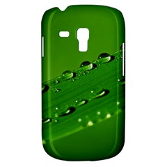 Waterdrops Samsung Galaxy S3 Mini I8190 Hardshell Case by Siebenhuehner