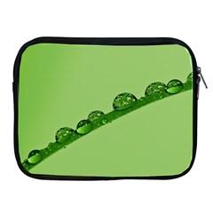Waterdrops Apple Ipad 2/3/4 Zipper Case by Siebenhuehner
