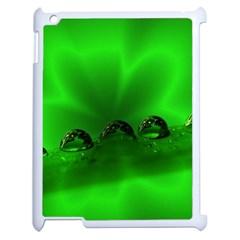 Drops Apple Ipad 2 Case (white) by Siebenhuehner