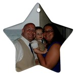 family pic 2013 - Ornament (Star)