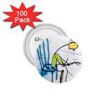 olp sit stick man 1.75  Button (100 pack)