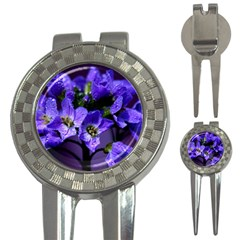 Cuckoo Flower Golf Pitchfork & Ball Marker by Siebenhuehner