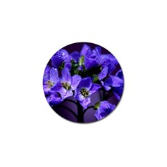 Cuckoo Flower Golf Ball Marker by Siebenhuehner