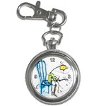 olp sit stick man Key Chain Watch
