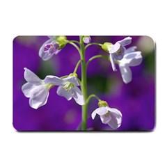 Cuckoo Flower Small Door Mat by Siebenhuehner