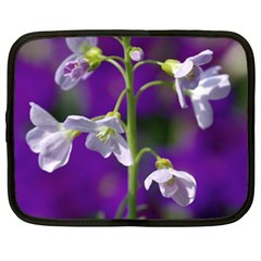 Cuckoo Flower Netbook Case (xxl)