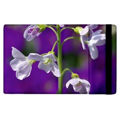 Cuckoo Flower Apple Ipad 2 Flip Case by Siebenhuehner