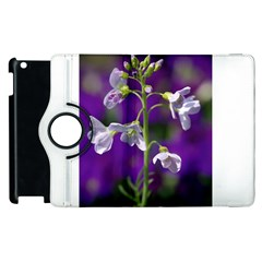 Cuckoo Flower Apple Ipad 2 Flip 360 Case by Siebenhuehner