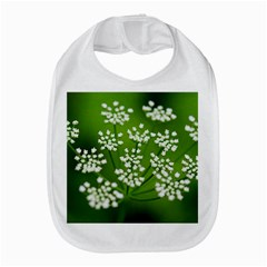 Queen Anne s Lace Bib
