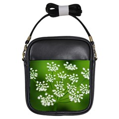 Queen Anne s Lace Girl s Sling Bag by Siebenhuehner