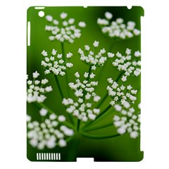 Queen Anne s Lace Apple Ipad 3/4 Hardshell Case (compatible With Smart Cover) by Siebenhuehner