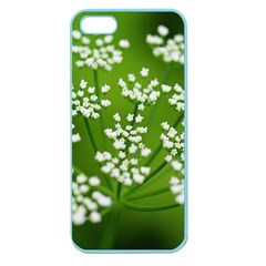 Queen Anne s Lace Apple Seamless Iphone 5 Case (color) by Siebenhuehner