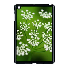 Queen Anne s Lace Apple Ipad Mini Case (black) by Siebenhuehner