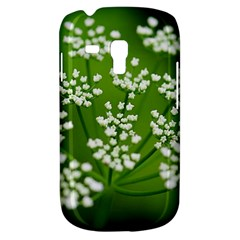 Queen Anne s Lace Samsung Galaxy S3 Mini I8190 Hardshell Case by Siebenhuehner