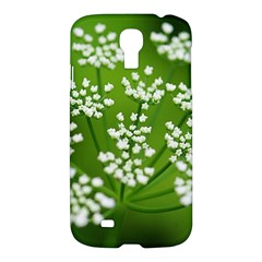 Queen Anne s Lace Samsung Galaxy S4 I9500/i9505 Hardshell Case