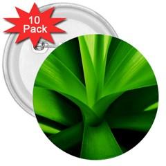 Yucca Palm  3  Button (10 Pack) by Siebenhuehner
