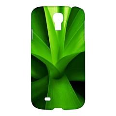 Yucca Palm  Samsung Galaxy S4 I9500/i9505 Hardshell Case by Siebenhuehner