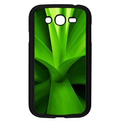 Yucca Palm  Samsung Galaxy Grand Duos I9082 Case (black) by Siebenhuehner