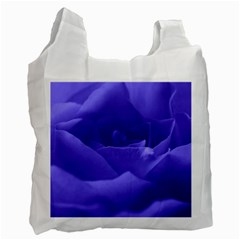 Rose Recycle Bag (one Side) by Siebenhuehner