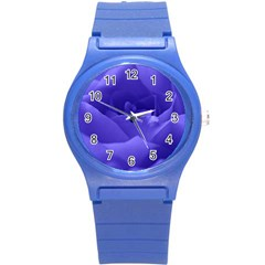 Rose Plastic Sport Watch (small) by Siebenhuehner