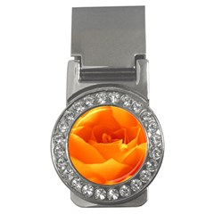 Rose Money Clip (cz) by Siebenhuehner