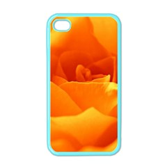 Rose Apple Iphone 4 Case (color) by Siebenhuehner