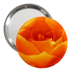 Rose 3  Handbag Mirror