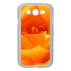 Rose Samsung Galaxy Grand Duos I9082 Case (white) by Siebenhuehner