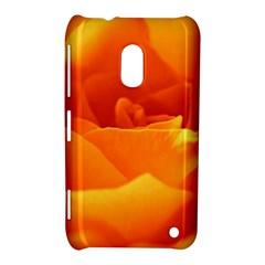 Rose Nokia Lumia 620 Hardshell Case by Siebenhuehner