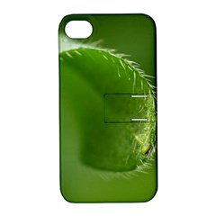 Leaf Apple Iphone 4/4s Hardshell Case With Stand by Siebenhuehner