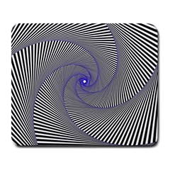 Hypnotisiert Large Mouse Pad (rectangle) by Siebenhuehner
