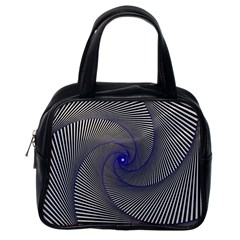 Hypnotisiert Classic Handbag (one Side) by Siebenhuehner