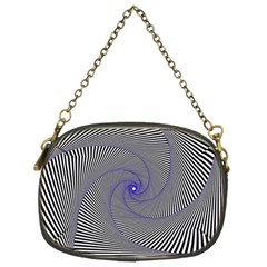 Hypnotisiert Chain Purse (two Sided)  by Siebenhuehner