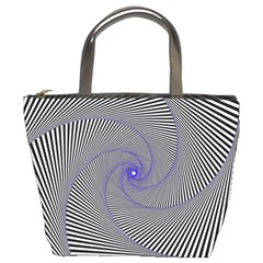 Hypnotisiert Bucket Bag by Siebenhuehner