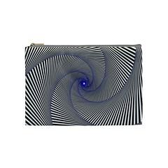 Hypnotisiert Cosmetic Bag (medium) by Siebenhuehner