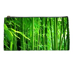 Bamboo Pencil Case by Siebenhuehner