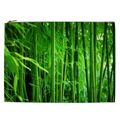 Bamboo Cosmetic Bag (xxl) by Siebenhuehner