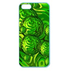 Green Balls  Apple Seamless Iphone 5 Case (color) by Siebenhuehner