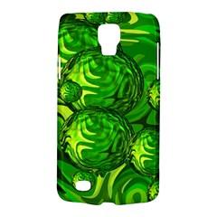 Green Balls  Samsung Galaxy S4 Active (i9295) Hardshell Case by Siebenhuehner