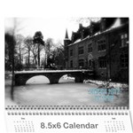 birthday_calendar2 - Wall Calendar 8.5  x 6