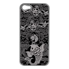 Form Of Auspiciousness Apple Iphone 5 Case (silver) by doodlelabel