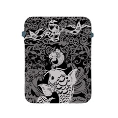 Form Of Auspiciousness Apple Ipad 2/3/4 Protective Soft Case by doodlelabel