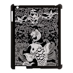 Form Of Auspiciousness Apple Ipad 3/4 Case (black) by doodlelabel