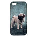 Mops-005 - Apple iPhone 5 Premium Hardshell Case
